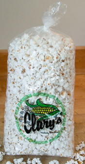 Clary's Old Fashioned Gourmet Popcorn - Jumbo Bag  White Popcorn