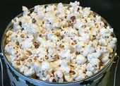 Clary's Old Fashioned Gourmet Popcorn - Six and One-Half Gallon Tin White Popcorn - Madison, WI